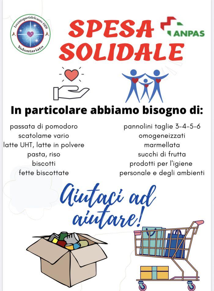 Raccolta solidale
